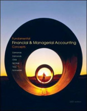 Fundamental Financial and Managerial Accounting Concepts with Harley Davidson Annual Report av Cindy D. Edmonds, Thomas P. Edmonds, Frances M. McNair, Philip R. Olds og Bor-Yi Tsay (Innbundet)