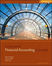Fundamental Financial Accounting Concepts with Harley-Davidson Annual Report av Thomas P. Edmonds, Frances M. McNair og Philip R. Olds (Innbundet)