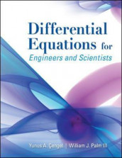 Differential Equations for Engineers and Scientists av Yunus Cengel og William Palm (Innbundet)