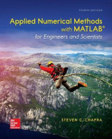 Omslag - Applied Numerical Methods with MATLAB for Engineers and Scientists
