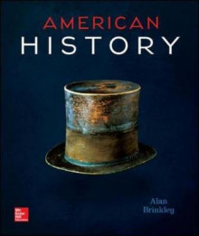 American History: Connecting with the Past av Alan Brinkley (Innbundet)