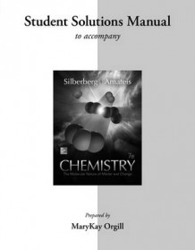 Chemistry: The Molecular Nature of Matter and Change av Martin Silberberg (Heftet)
