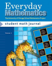 Everyday Mathematics, Grade 2, Student Math Journal: Volume 1 av Max Bell, Amy Dillard, Andy Isaacs, James McBride og UCSMP (Innbundet)