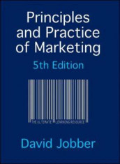 Principles and Practice of Marketing av David Jobber (Blandet mediaprodukt)