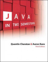 Omslag - Java in Two Semesters with CD