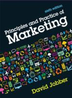 Principles and Practice of Marketing av David Jobber (Heftet)