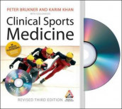 Clinical Sports Medicine Book: AND Clinical Sports Medicine DVD av Peter Brukner (Blandet mediaprodukt)