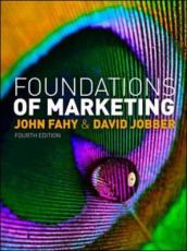 Omslag - Foundations of Marketing