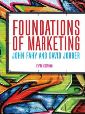 Foundations of Marketing av John Fahy og David Jobber (Heftet)