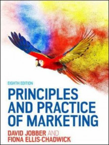 Principles and Practice of Marketing av David Jobber og Fiona Ellis-Chadwick (Heftet)