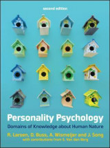 Omslag - Personality Psychology: Domains of Knowledge About Human Nature