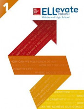 ELLevate English: Middle and High School Student Book Level 1 av McGraw-Hill Education (Heftet)