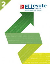 ELLevate English: Middle and High School Student Book Level 2 av McGraw-Hill Education (Heftet)