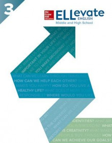 ELLevate English: Middle and High School Student Book Level 3 av McGraw-Hill Education (Heftet)