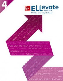 ELLevate English: Middle and High School Student Book Level 4 av McGraw-Hill Education (Heftet)