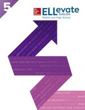 ELLevate English: Middle and High School Student Book Level 5 av McGraw-Hill Education (Heftet)