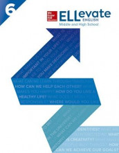 ELLevate English: Middle and High School Student Book Level 6 av McGraw-Hill Education (Heftet)