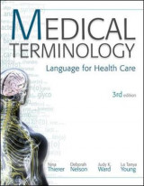 Omslag - MP Medical Terminology: Language for Health Care w/Student CD-ROMs and Audio CDs