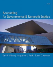 Accounting for Governmental & Nonprofit Entities av Susan C Kattelus, Jacqueline L Reck og Earl Ray Wilson (Blandet mediaprodukt)