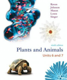 Plant and Animal Biology Units 6 and 7 av Director Peter H Raven, George B Johnson, Kenneth A Mason, Jonathan B Losos og Susan R Singer (Heftet)