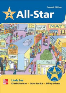 All-Star 2 Student Book W/ Work-Out CD-ROM av Lee Linda, Linda Lee, Shirley Velasco, Kristin Sherman og Grace Tanaka (Blandet mediaprodukt)