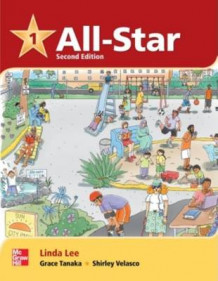 All-Star 1 Student Book W/ Work-Out CD-ROM av Lee Linda, Linda Lee, Shirley Velasco og Grace Tanaka (Blandet mediaprodukt)