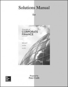 Solutions Manual to Accompany Principles of Corporate Finance av Richard A. Brealey, Stewart C. Myers og Franklin Allen (Heftet)
