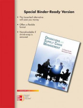 Operations and Supply Chain Management av Richard B Chase og F Robert Jacobs (Perm)
