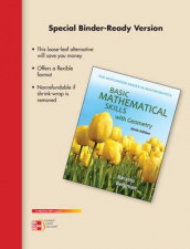 Basic Mathematical Skills with Geometry av Stefan Baratto, Barry Bergman og Donald Hutchison (Perm)