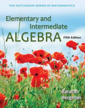 Elementary and Intermediate Algebra with Connect Online Access Code av Stefan Baratto, Barry Bergman og Donald Hutchison (Blandet mediaprodukt)