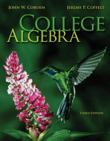 Omslag - College Algebra with ALEKS Access Code