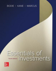 Essentials of Investments av Zvi Bodie, Alex Kane og Alan Marcus (Innbundet)