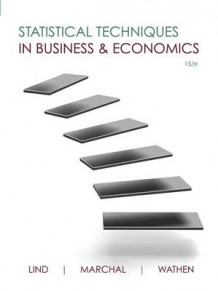 Loose Leaf Statistical Techniques in Business & Economics with Connect Access Card av Douglas Lind (Perm)