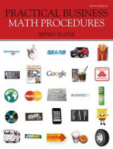 Omslag - Loose-Leaf Business Math Procedures with Business Math Handbook, Student DVD V2, Wsj Insert + Connect Plus