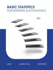 Loose Leaf Version of Basic Statistics for Business & Economics with Connect Access Card av Douglas A Lind, William G Marchal og Samuel A Wathen (Perm)