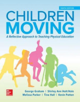 Omslag - Children Moving: A Reflective Approach to Teaching Physical Education