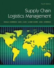 Supply Chain Logistics Management av Donald Bowersox, David Closs og M. Bixby Cooper (Innbundet)