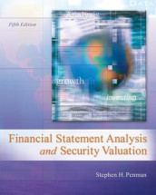 Omslag - Financial Statement Analysis and Security Valuation