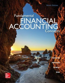 Fundamental Financial Accounting Concepts av Thomas Edmonds, Christopher Edmonds, Frances McNair og Philip Olds (Innbundet)