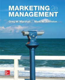 Marketing Management av Greg Marshall og Mark Johnston (Innbundet)