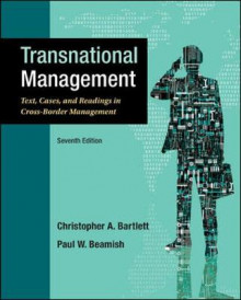 Transnational Management: Text, Cases & Readings in Cross-Border Management av Christopher A. Bartlett og Paul W. Beamish (Innbundet)