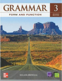Grammar Form and Function Level 3 Student Book with E-Workbook av Milada Broukal (Blandet mediaprodukt)