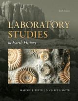 Omslag - Laboratory Studies in Earth History