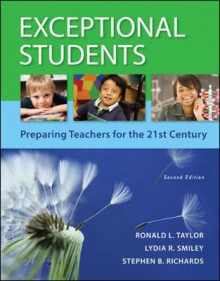 Exceptional Students: Preparing Teachers for the 21st Century av Taylor (Heftet)