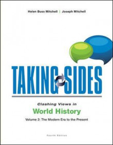 Taking Sides: Clashing Views in World History, Volume 2: The Modern Era to the Present av Joseph Mitchell og Helen Buss Mitchell (Heftet)