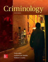 Omslag - Looseleaf for Criminology