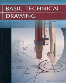 Basic Technical Drawing av Glencoe McGraw-Hill (Innbundet)