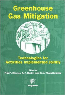 Greenhouse Gas Mitigation av A. Smith, K. Thambimuthu og P.W.F. Riemer (Innbundet)