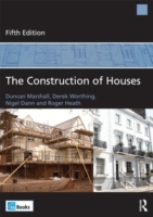 The Construction of Houses av Nigel Dann, Roger Heath, Duncan Marshall og Derek Worthing (Heftet)