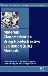 Omslag - Materials Characterization Using Nondestructive Evaluation (NDE) Methods